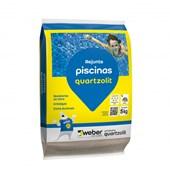 Rejunte Piscina Sc 5kg Verde Floresta Quartzolit