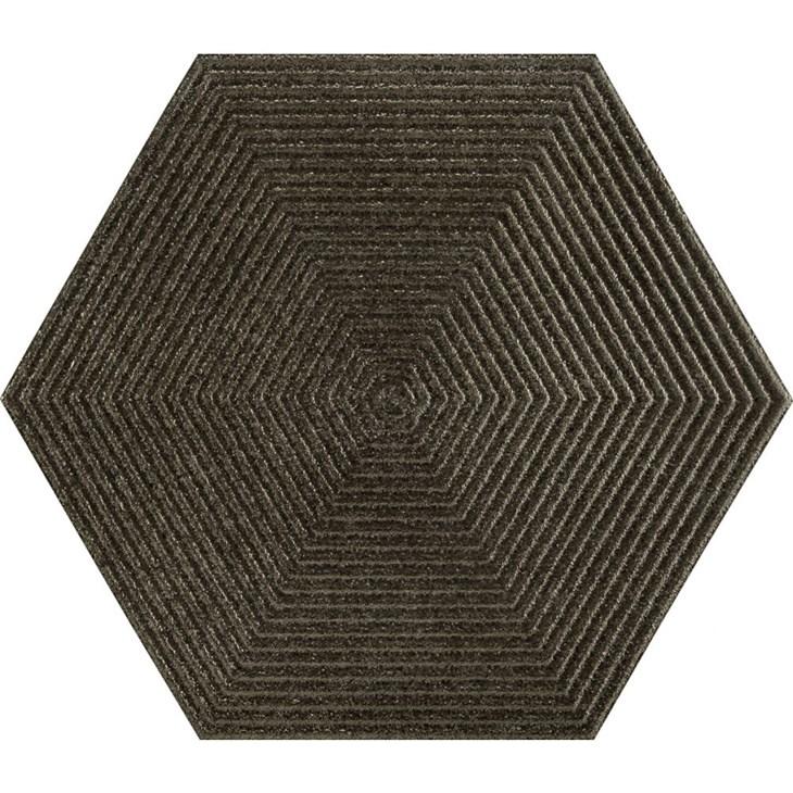 Revestimento 17,5x17,5CM Retificado Love Hexa Steel GR MLX PEI3 Portinari