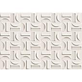 Revestimento 43,7x63,10CM Retificado Arcos Branco Ceusa