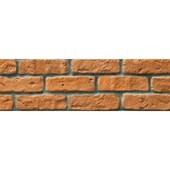 Revestimento 6,5X21Cm Brique 10 Terracota Passeio