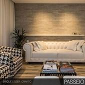 Revestimento 6X26Cm Brique Lisser Grafito Passeio