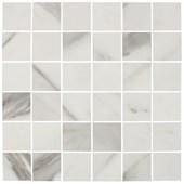 Revestimento Mosaico Square Bianco Carrara Polido Portobello 30x30cm