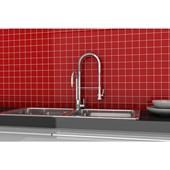Revestimento Para Fachada E Piscina 20x20cm Multiplus Vermelho Ceral