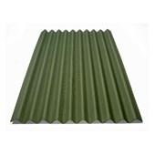 Telha Ecológica Clássica 2000x950x3mm Verde Onduline