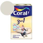 Tinta Acrílica 3 Em 1 Fosco Gelo 18l Coral