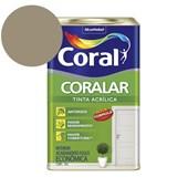 Tinta Acrílica Coralar Acrilico Fosco Concreto 18L Coral