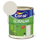 Tinta Acrílica Coralar Acrilico Fosco Gelo 3.6L Coral