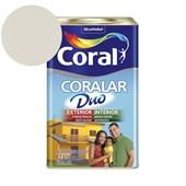 Tinta Acrílica Coralar Duo Fosco Gelo 18L Coral