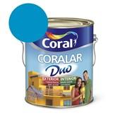 Tinta Acrílica Coralar Duo Fosco Oceano 3.6l Coral