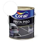 Tinta Acrílica Pinta Piso Fosco Branco 3.6L Coral