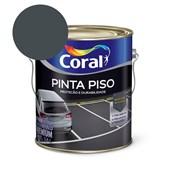 Tinta Acrílica Pinta Piso Fosco Cinza Escuro 3.6L Coral