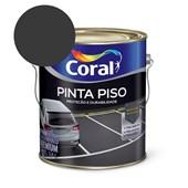 Tinta Acrílica Pinta Piso Fosco Preto 3.6l Coral