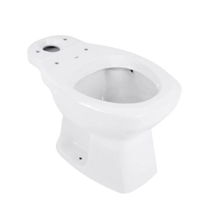 Vaso Sanitário para Caixa Acoplada Thema Branco Incepa
